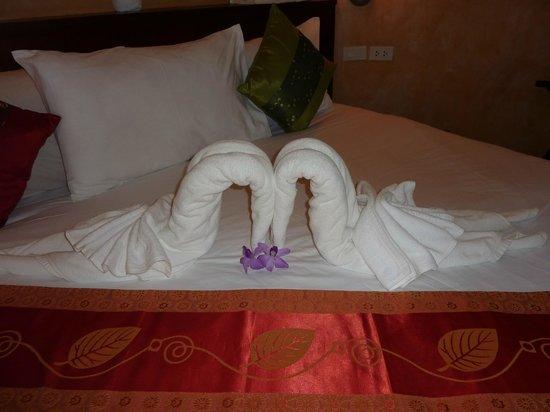 Palm Garden Resort Khao Lak: Liebevolle Zimmer