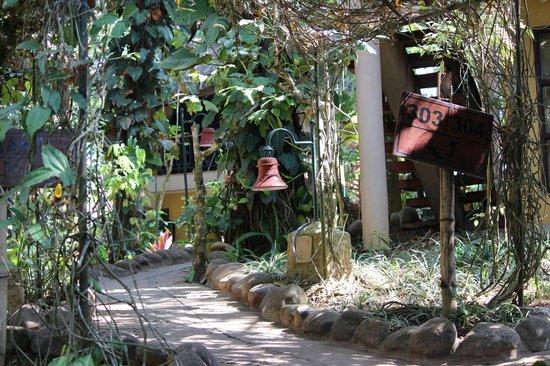 Club Mahindra Thekkady: Hotel Area