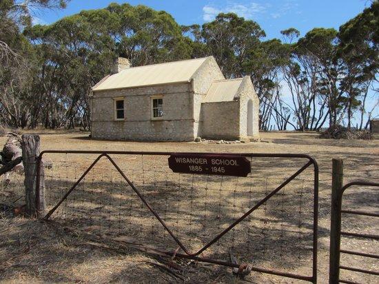 Exceptional Kangaroo Island: one-room school house