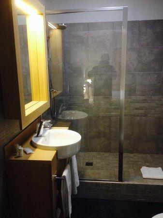 Appart'City Reims Parc des Expositions : Salle de bain