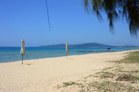 Freedomland Phu Quoc Resort: la plage