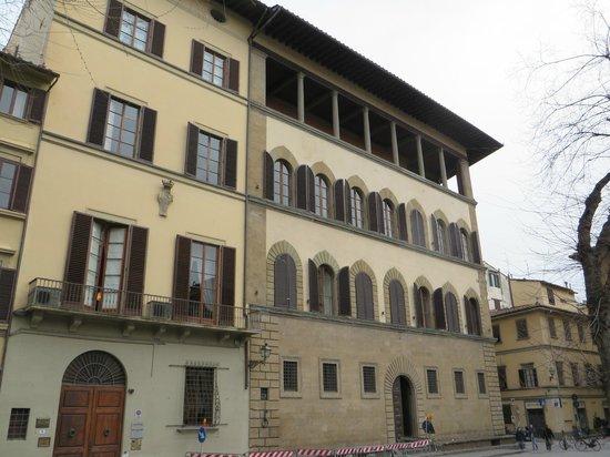 Hotel Palazzo Guadagni : Palazzo Guadagni building