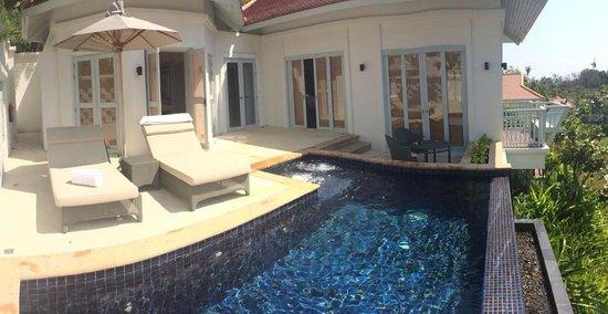Amatara Wellness Resort: villa de luxe