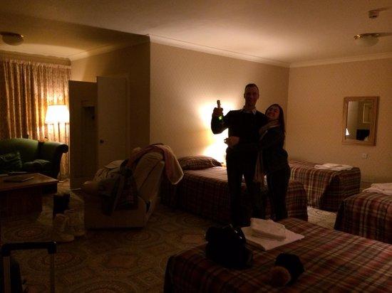 Ben Nevis Hotel & Leisure Club: Ben Nevis hotel