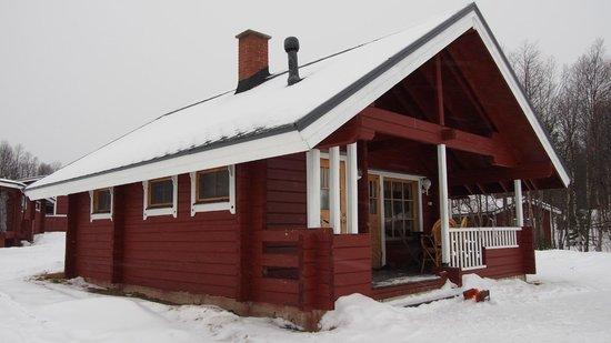 Lomakyla Inari: Cottage A