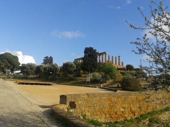 Valley of the Temples (Valle dei Templi): majestueux