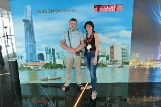 Sheraton Nha Trang Hotel and Spa : Сайгон 49 этаж