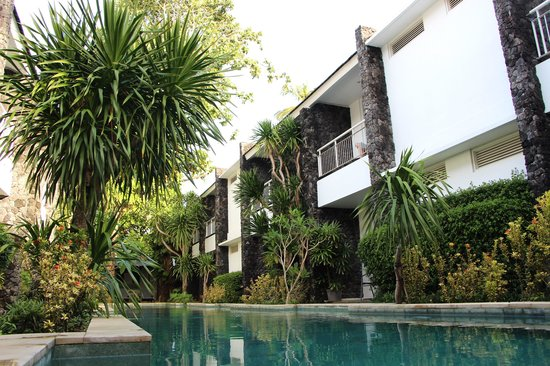 Astana Pengembak Suite Apartment & Villa: swimming pool