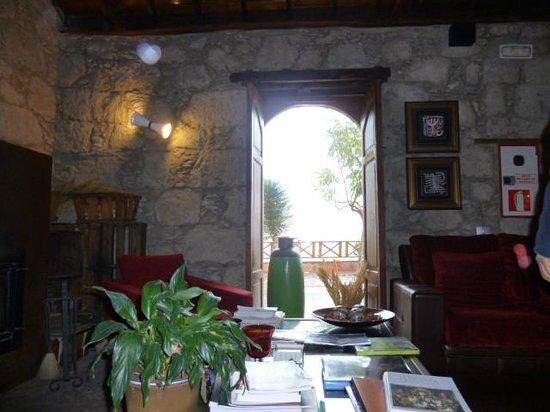 Hotel Rural Fonda de la Tea: Lounge
