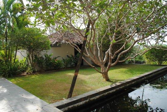 Kahanda Kanda: one of the Bungalow Rooms