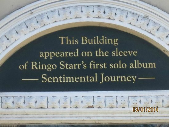 Beatles Magical Mystery Tour : On the building on Ringo's first solo album. I found his story most interesting.