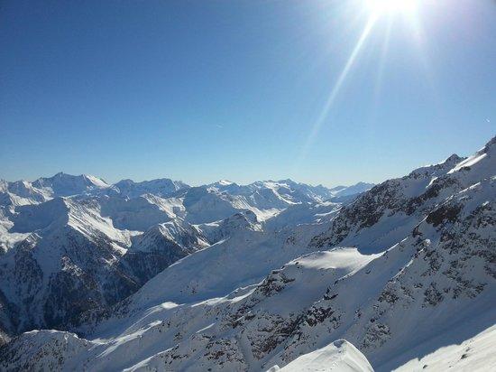 Domina Parco dello Stelvio: Panorama pejo 3000mt