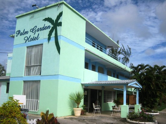 "The Palm Garden Hotel : The hotel is usually referred to as ""The Palm"""
