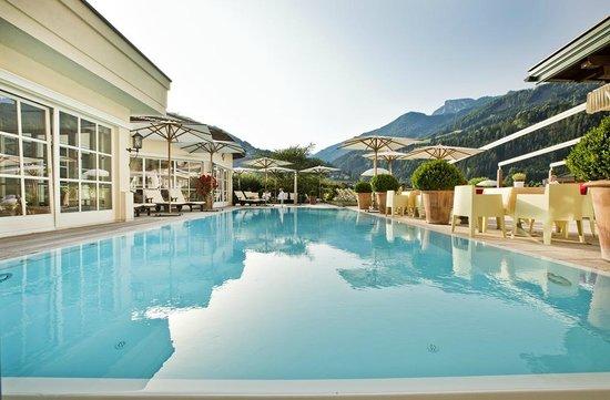 THERESA Wellness Geniesser Hotel: 4 verschiedene ganzjährig beheizte Pools