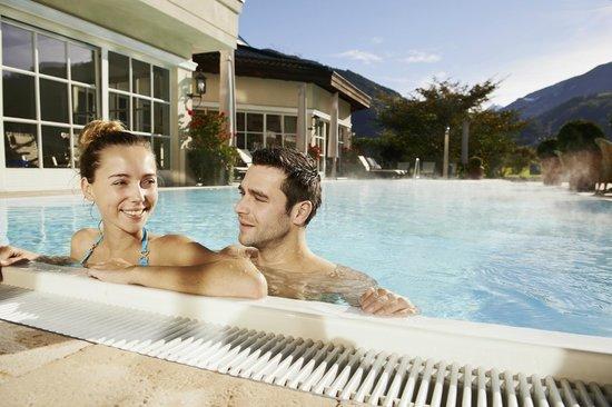 THERESA Wellness Geniesser Hotel: Einer von 4 Pools