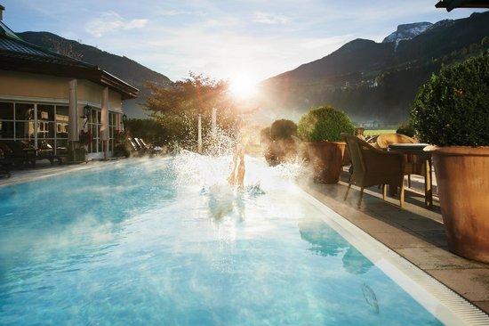 THERESA Wellness Geniesser Hotel: Einer von vier Schwimmbädern