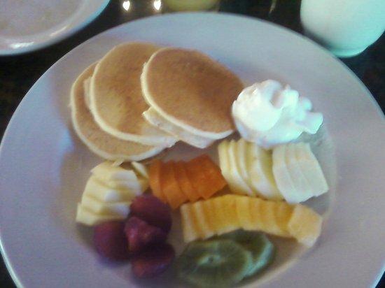 Mayan Bistro : Pancakes