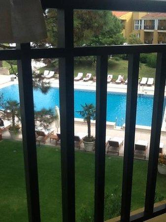 Punta Del Este Resort & Spa: vista sacada para piscina