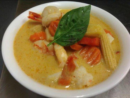 Thai Restaurant Cootamundra Menu