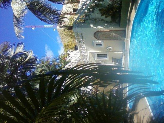 Aventura Mexicana : pool area