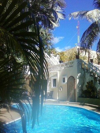 Hotel Aventura Mexicana: pool area