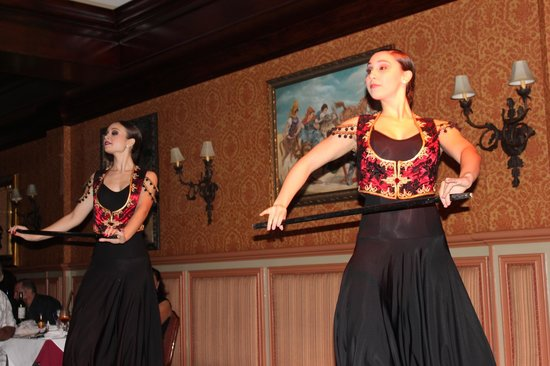Columbia Restaurant: Dance show