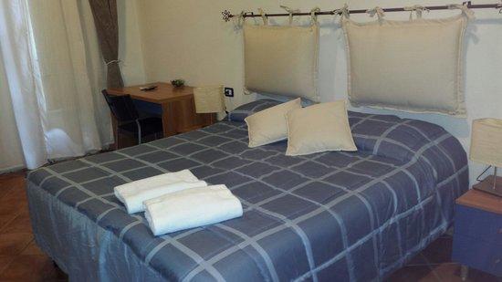 Cicerone Guest House: la stanza