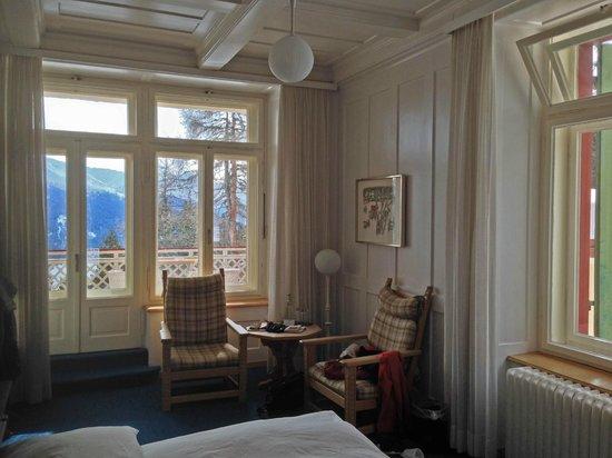 Berghotel Schatzalp: Chambre