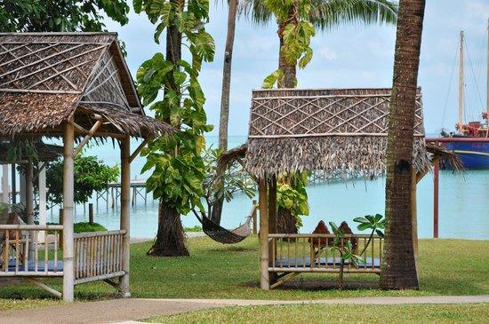 Samui Pier Resort: Опять беседки