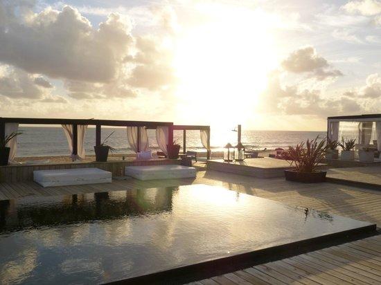 Serena Hotel Punta del Este: Área externa