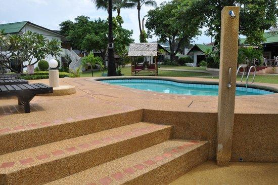 Samui Pier Resort: бассейн