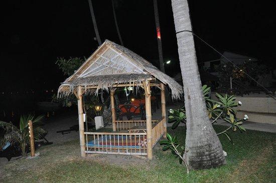 Samui Pier Resort: Уютные беседки