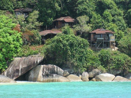Japamala Resort by Samadhi: Sea-Cliff Chalets