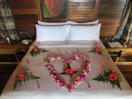 Japamala Resort by Samadhi: Honeymoon!