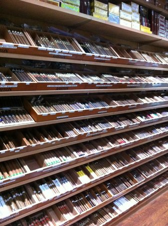 Churchill's Bistro and Cigar Bar, Birmingham - Restaurant ...
