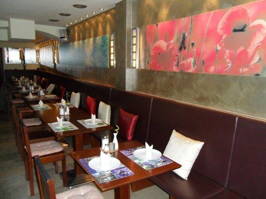 Hotel Wohnbar: essbar Frühstücks Lounge
