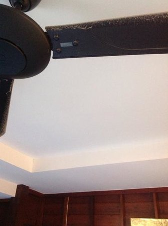 Kata Hi View: ventilatore fatiscente