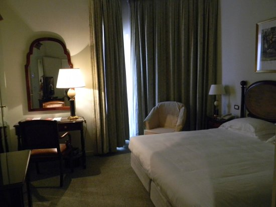 Palace Hotel : номер