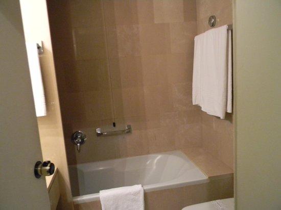 Palace Hotel : ванная