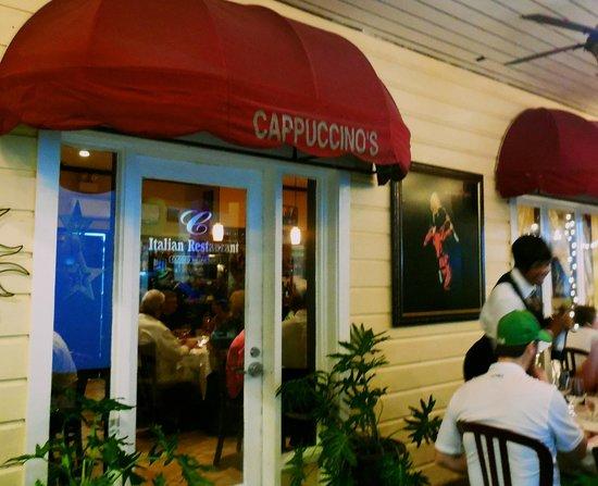 Cappuccino s Italian Restaurant: Cappuccino's Italian Restaurant