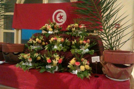 Hotel Marhaba Beach: Tunisian Evening