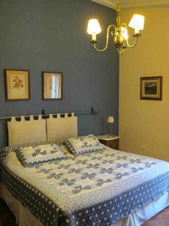 Our room in hotel del Virrey