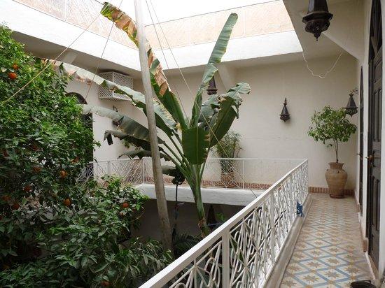 Riad Dar Tayib: 1er étage