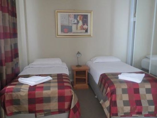 مونت كلار بوتيك أبارتمنتس: Mont Clare Bedroom