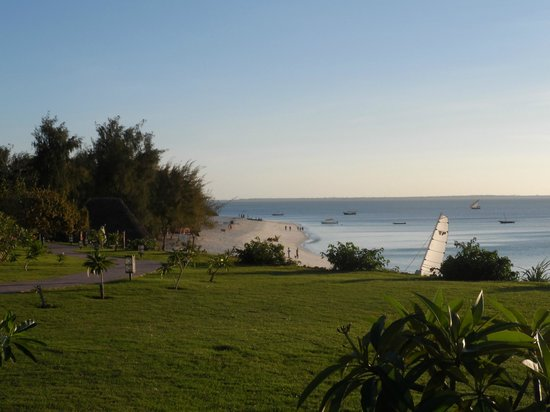 Hideaway of Nungwi Resort & Spa: vista