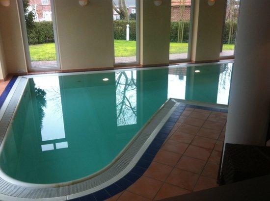 Feuerschiff Langeoog: Pool