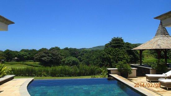 Heritage The Villas : Pool View