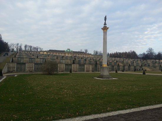 Schloss Sanssouci: Sanssouci
