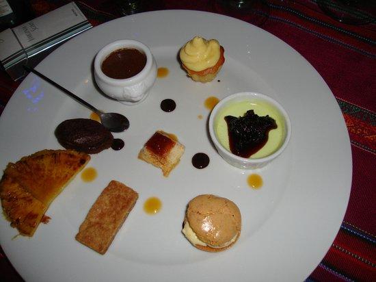 Lolo Lorena: The dessert plate