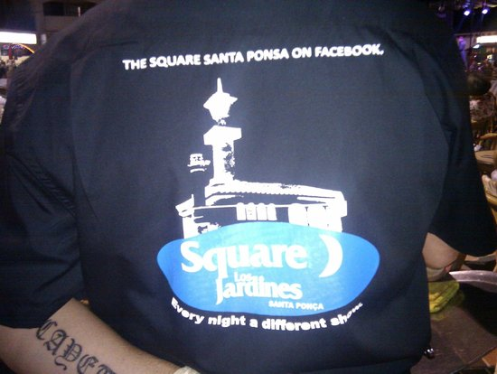 The Square Santa Ponsa : The Square T-Shirt